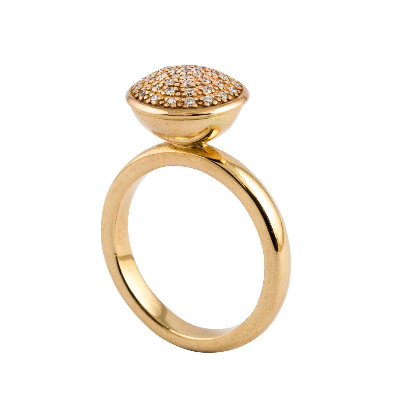 Lene Visholm packshots - guld-ringe