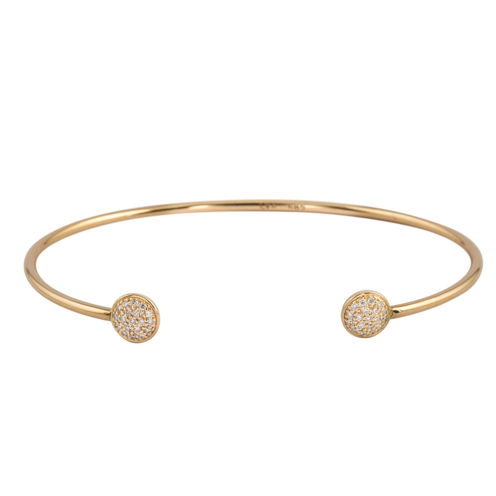 Lene Visholm packshots - guld-armbånd