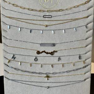 Collier Croix Dottilove 10