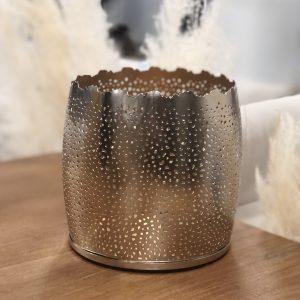 Bougeoir/Pot de fleur Nao