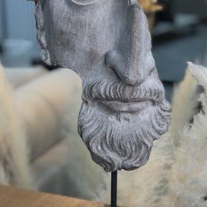 Sculpture visage