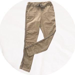 Pantalon magique strass