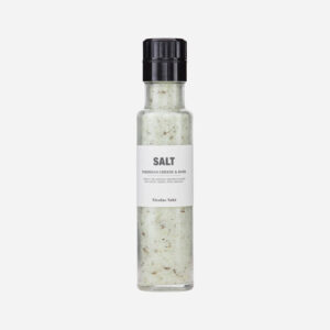 Nicholas Vahe Salt, Parmesan