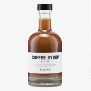 Coffee Syrup Hazelnut