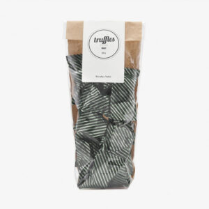 Chokladtryffel med mint
