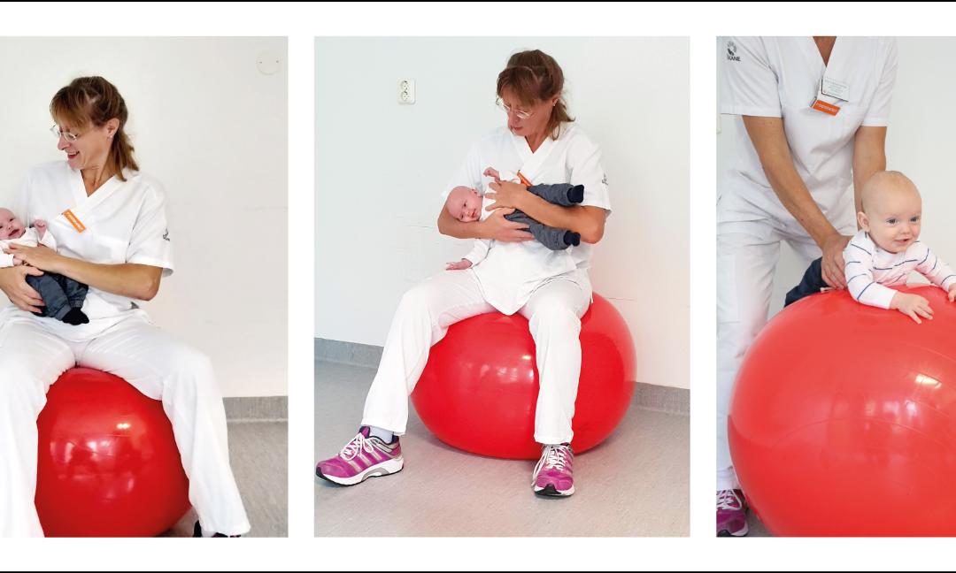 Fysioterapi för spädbarn med akuta luftvägsinfektioner – en forskningsstudie i Skåne och Småland