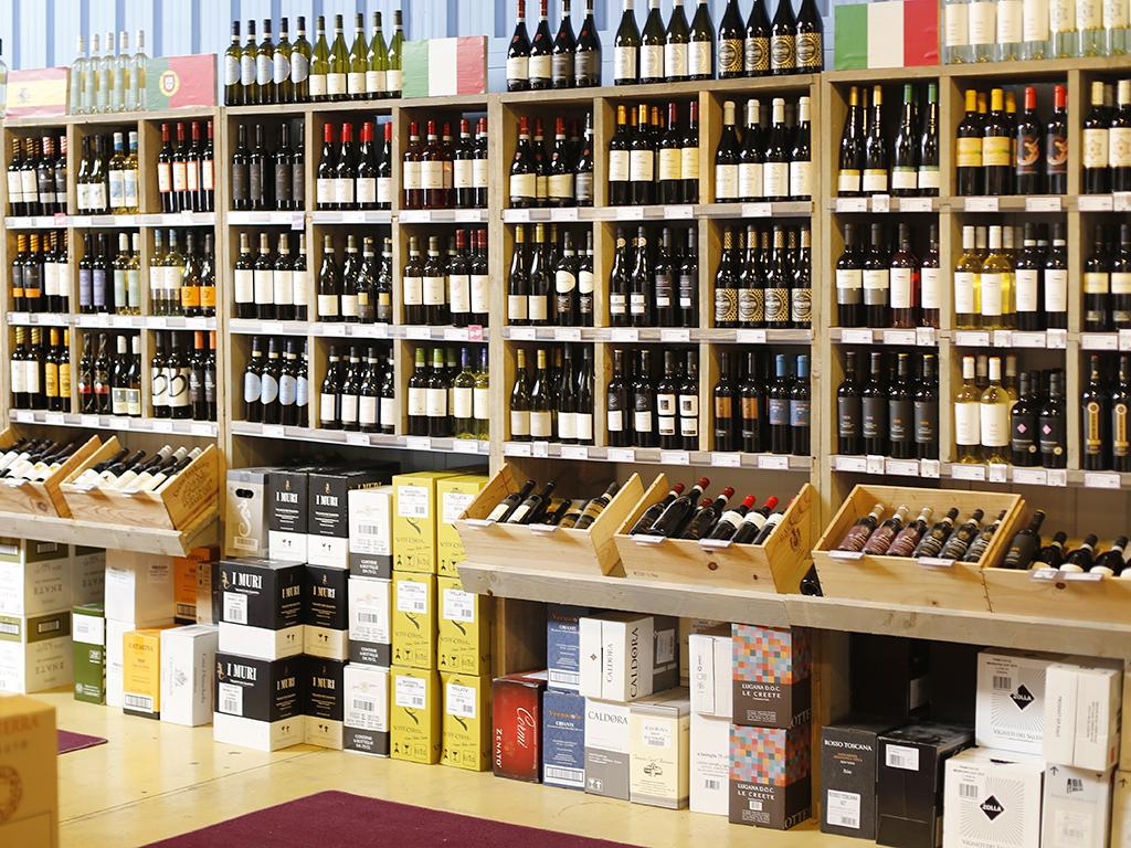 wijnzaak hoofddorp