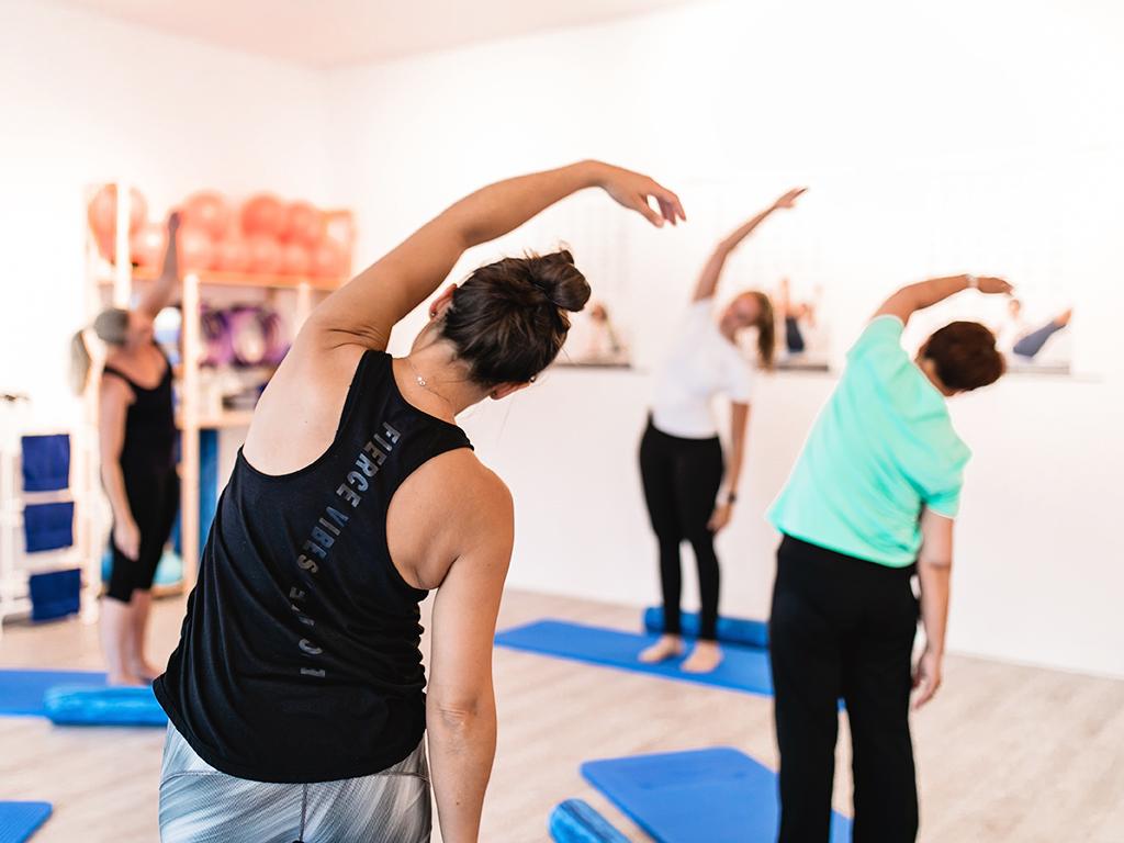 Studio Nine Pilates Hoofddorp