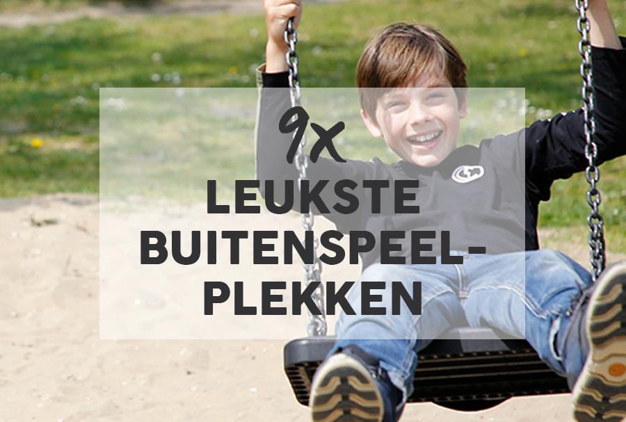 buiten spelen Haarlemmermeer