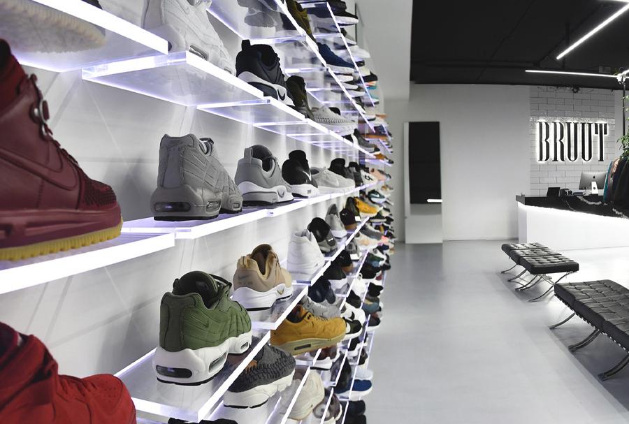 Bruut sneakers hoofddorp