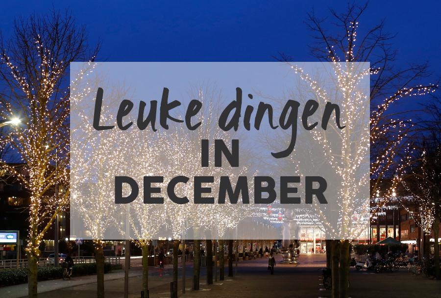 kerst december hoofddorp