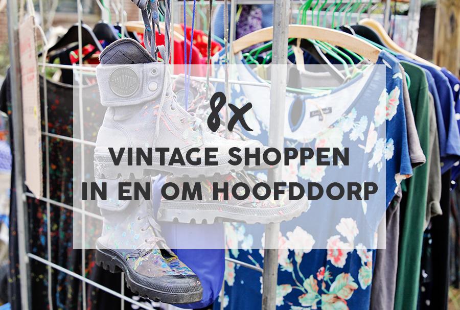 vintage shoppen hoofddorp