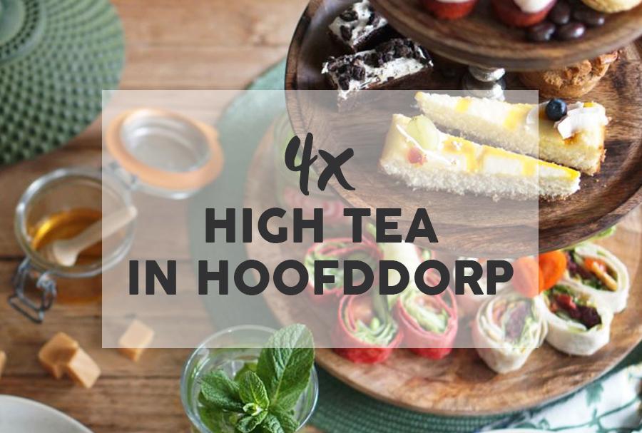high tea hoofddorp
