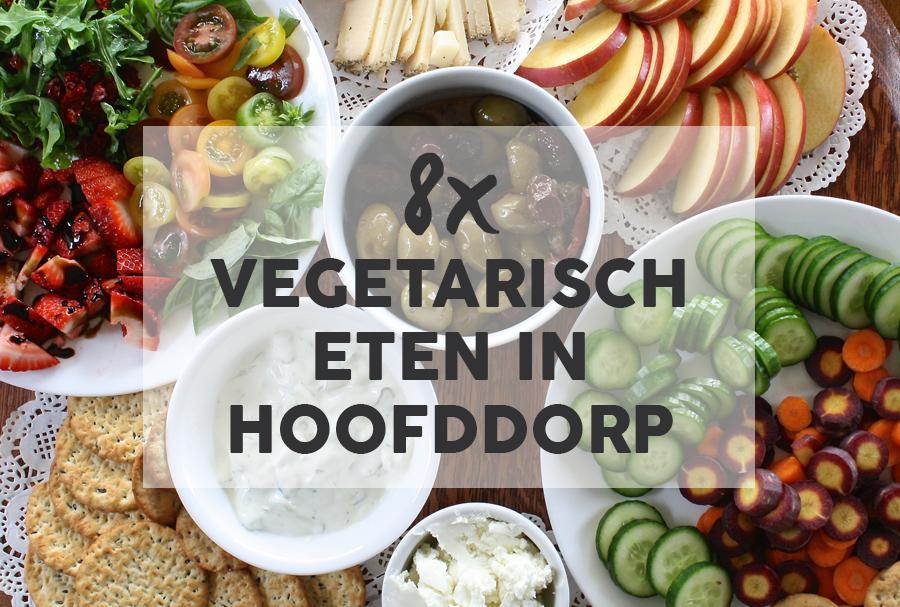 vegetarisch eten hoofddorp