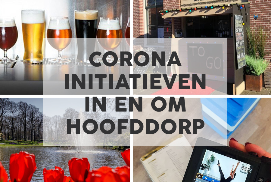 corona initiatieven hoofddorp