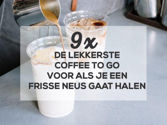 coffee to go Haarlemmermeer