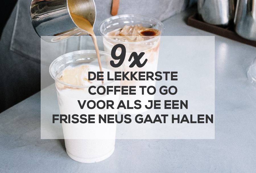 coffee to go Haarlemmermeer