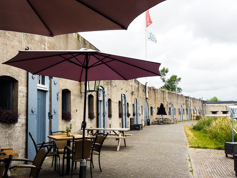 restaurant t fort vijfhuizen