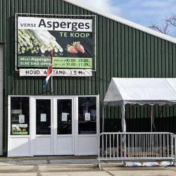 meer asperges lijnden