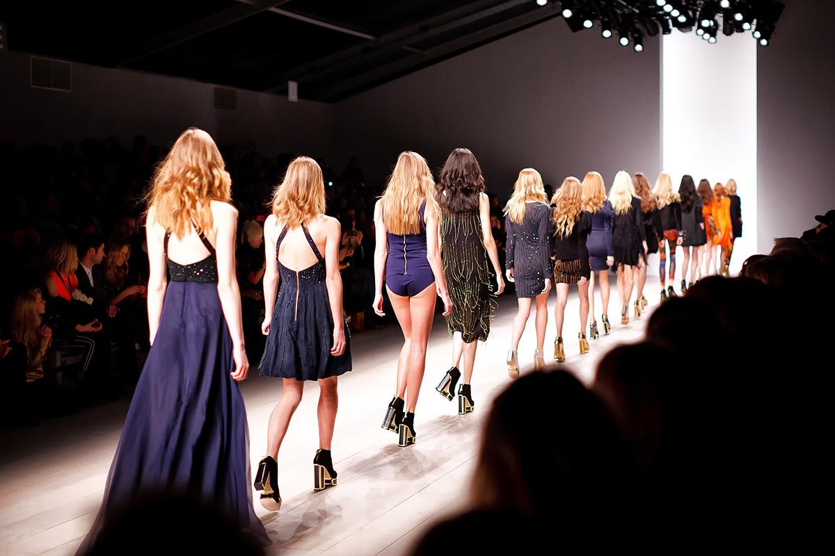 Catwalk modeller