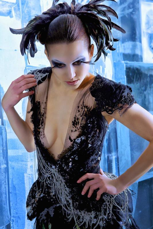 Portrætfoto udklædning