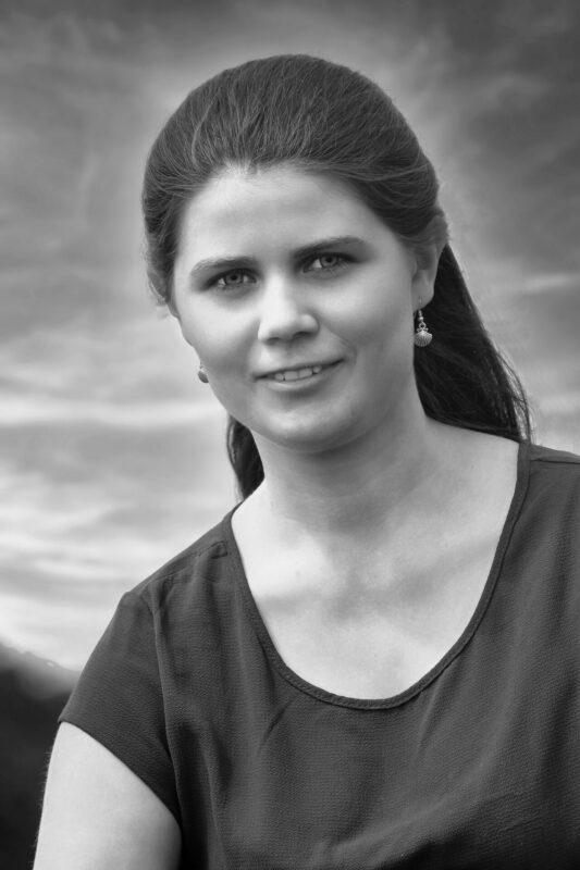 Portrætbillede af kvinde til datingprofil