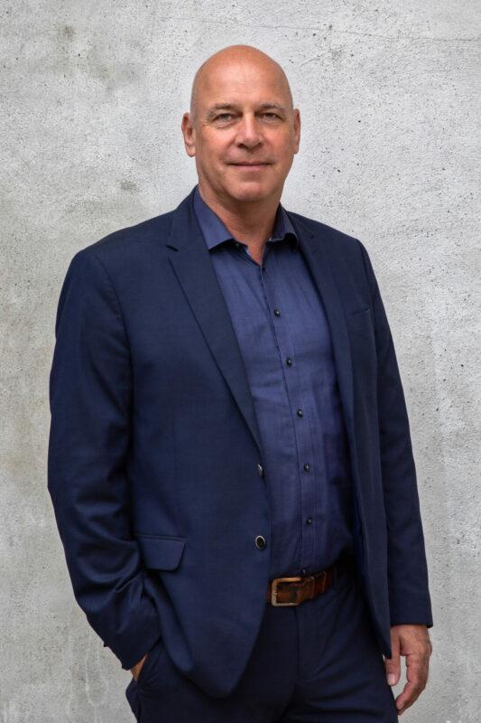Billede af direktør til firmaprofilering