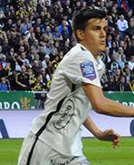 Dynamo verleiht Alexander Jeremejeff zu Twente Enschede