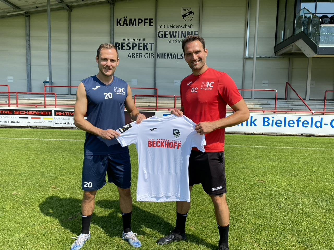 Steffen Lang wechselt zum Sportclub an die Poststraße