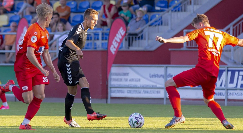 3:1 in Schwerin: VfB gewinnt auch zweiten Test