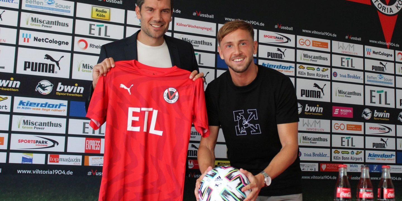 Lucas Cueto kehrt nach Köln zurück