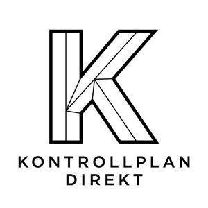 KontrollplanDirekt logotyp