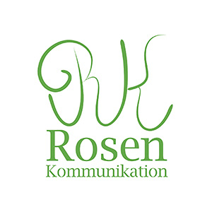 Rosenkommunikations logotyp