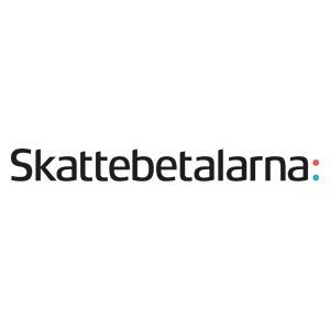 Skattebetalarna logotyp