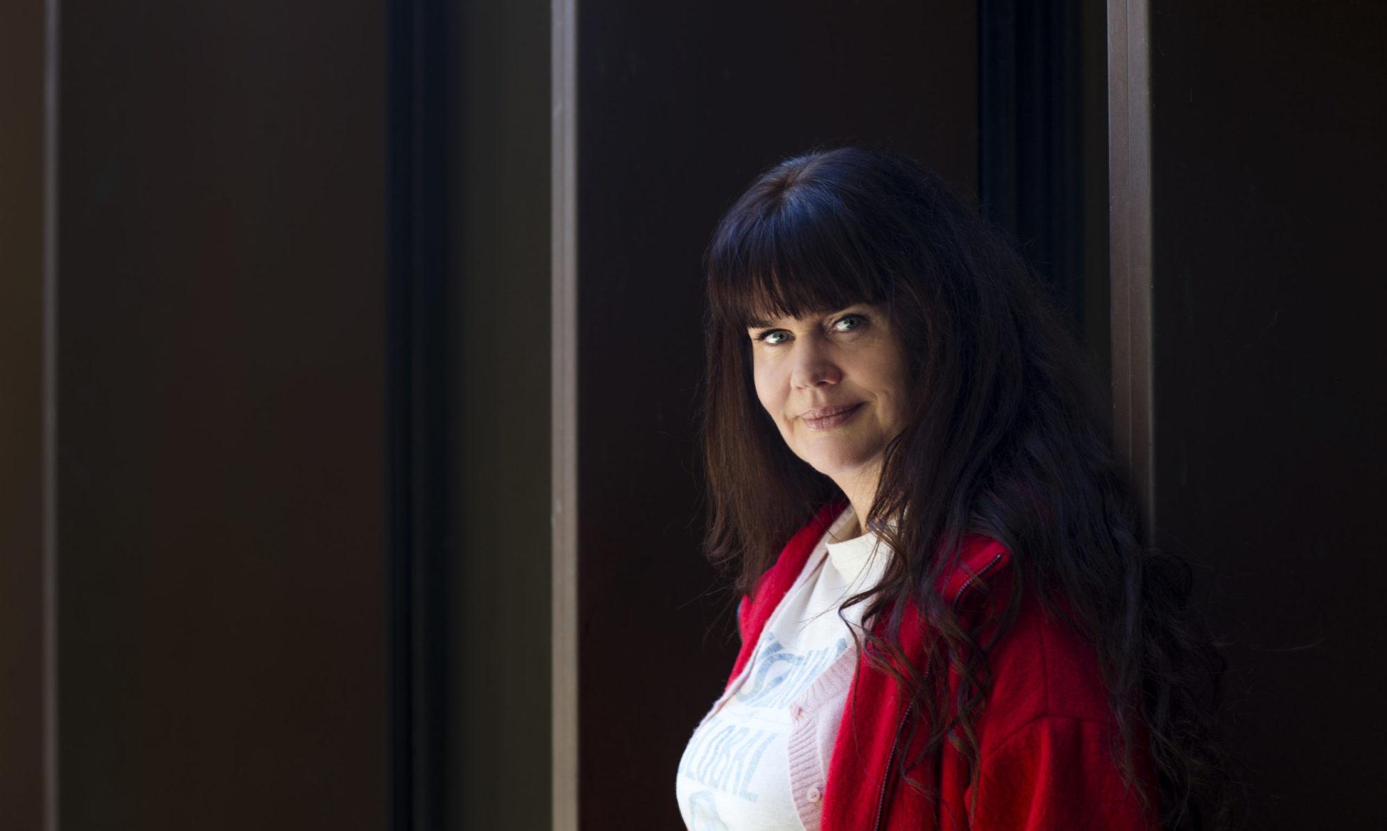 Forfatter Lisa Holmfjord