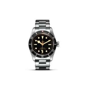 Black Bay (Black Bezel) – Steel Bracelet
