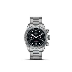 Black Bay Chrono – Steel Bracelet