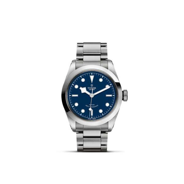 Black Bay 41 – Steel Bracelet / Blue Dial