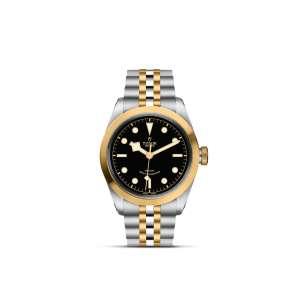 Black Bay 41 S&G – S&G Bracelet / Black Dial