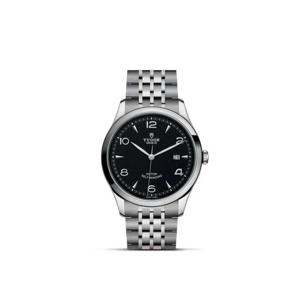 1926 41mm Steel – Black Dial