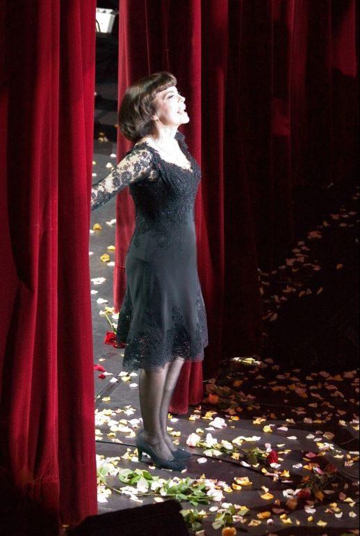 Mireille Mathieu Meine groe ten Erfolge Tournee