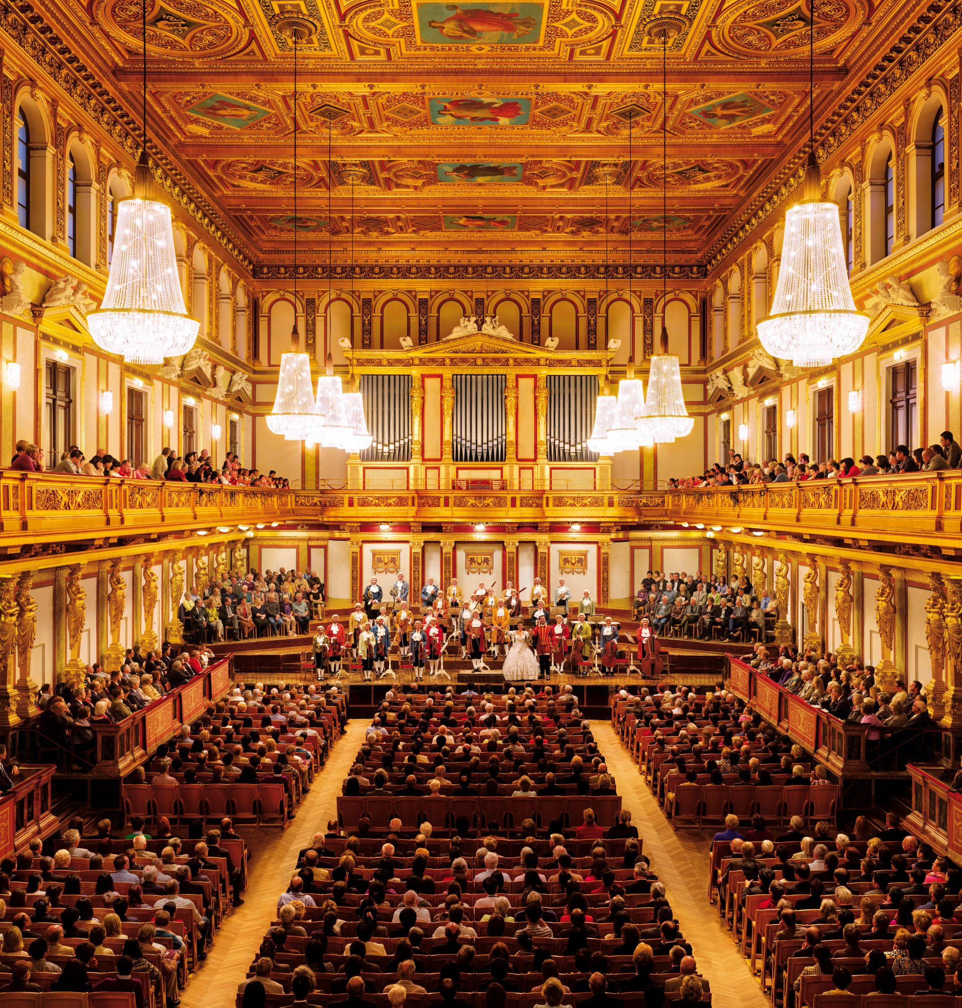 Vienna Mozart Orchestra Live People Agency