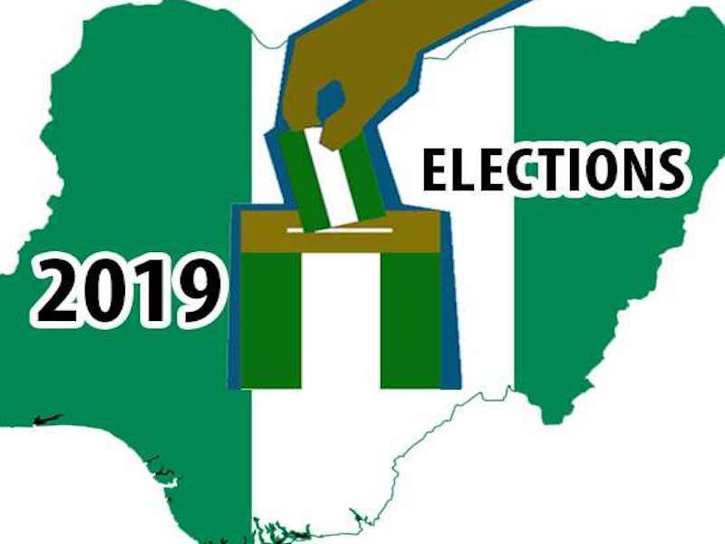 Nigeria 2019 presidential election candidates