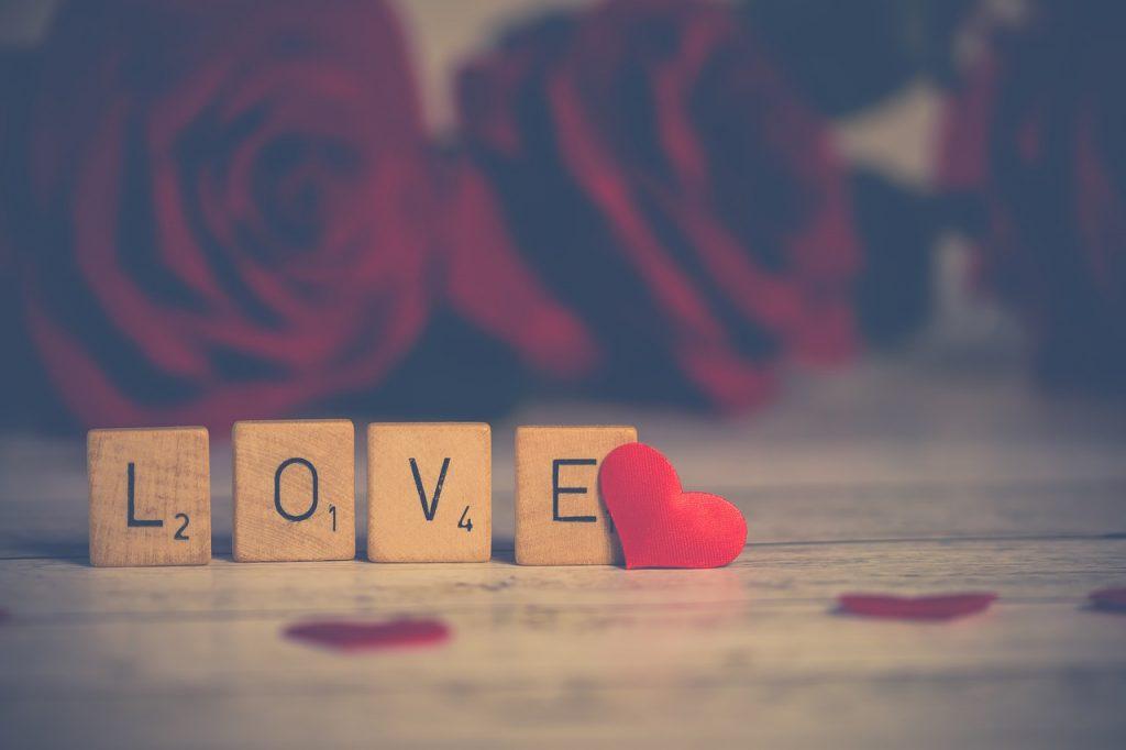 romantic ways to say i love you