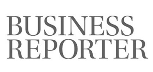 The Business Reporter logo