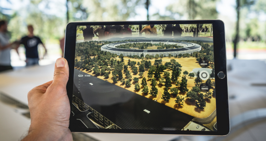 How augmented reality is shaping our future