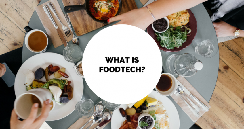 what is foodtech?