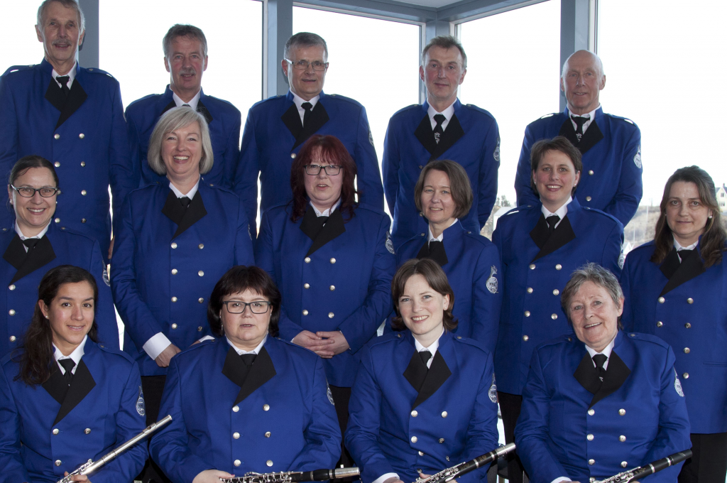Moskesnes Musikkorps