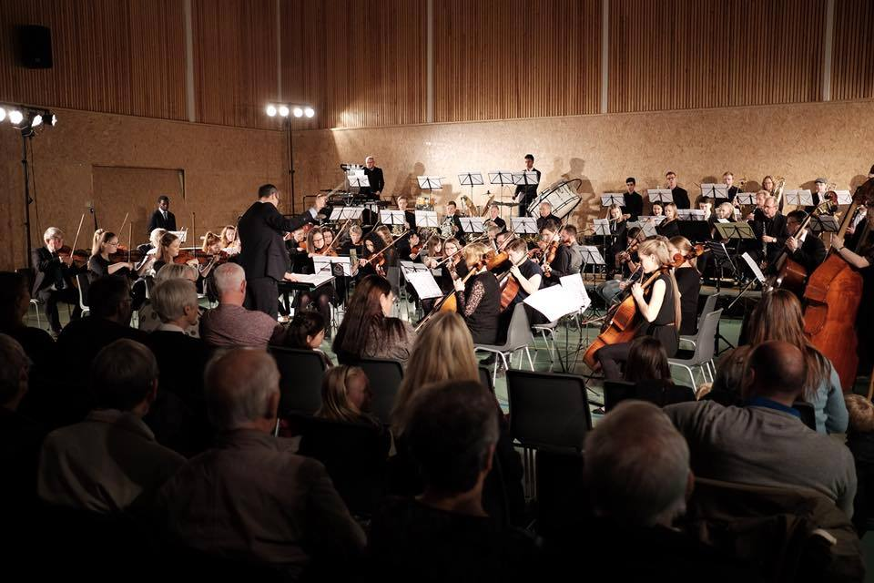 Stor publikumsbegeistring i Sørvågen