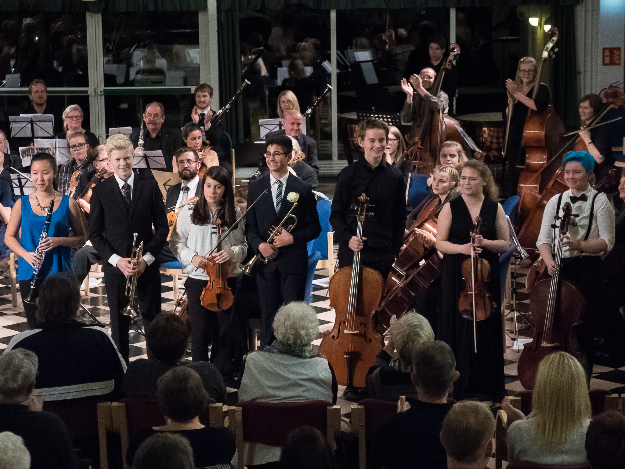LVO inviterer unge til å være solist med LVO